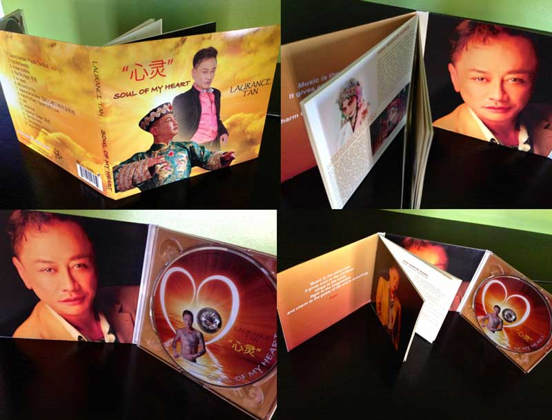 Soul of My Heart - CD Cover